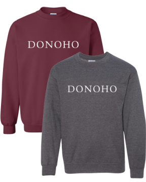 Donoho Youth Sweatshirts