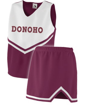 Donoho School Girls Pride Shell