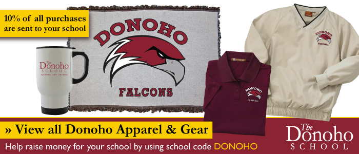Donoho School Products